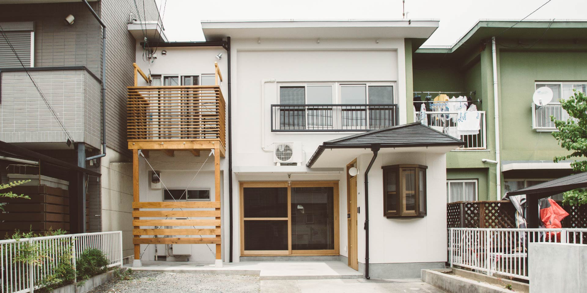 大山崎B邸