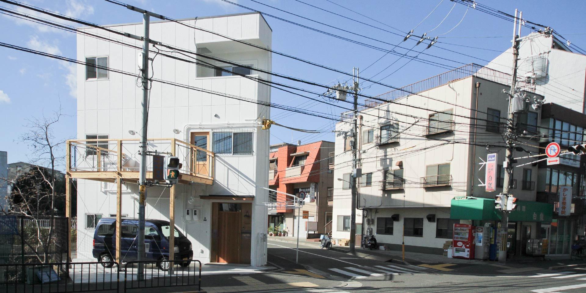 吹田山田の家